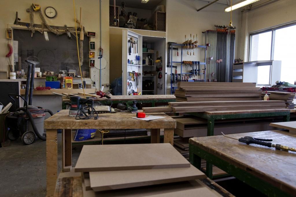 Atelier Portes Ouvertes chez Clark Octobre 09